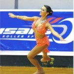 Nicole Leonard, 2007 and 2008 Junior World Class Roller Dance World Champion
