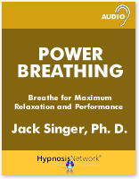 FREE Power Breathing Hypnosis Sampler by Dr. Jack singer