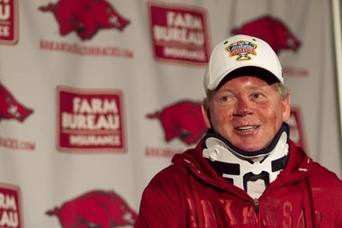 An article about Bobby Petrino by Sports Psychologist Jack Singer.
